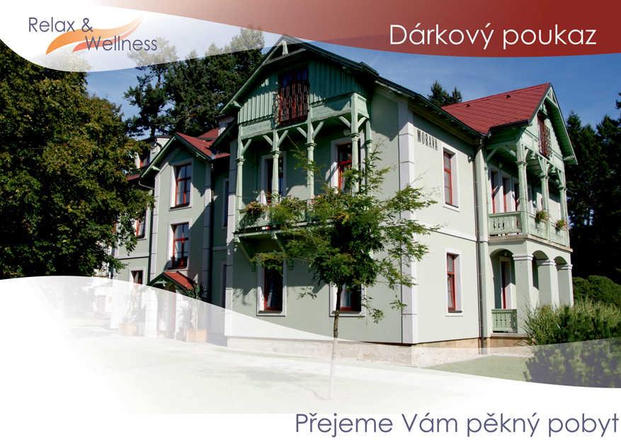 Lázně Velichovky - dárkový poukaz